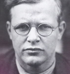 "Dietrich Bonhoeffer. Gave his life for Christ. Hung naked at the end of a Nazi SS noose 23 days before Nazi Germany Surrendered. Warned the church about ""Cheap Grace"", but we didn't listen."